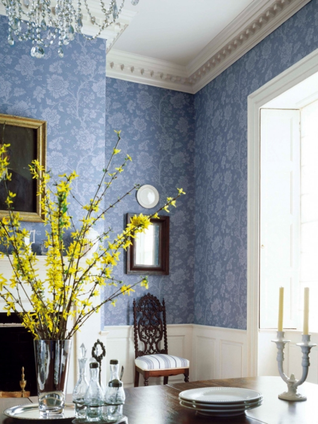 Searching For A Unique Wallpaper Design To Spruce Up Your Home